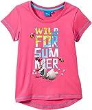 Frozen T-shirt La Reine des neiges - Camiseta para niñas, color pink - rose (fuxia), talla 92/24 meses