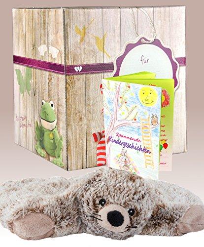 warmies-coffret-cadeau-avec-phoque-peluche-oreiller-chauffant-parfume-a-la-lavande-et-livret-dhistoi
