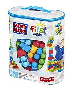 Mega Bloks Classic Big Building Bag (80 Pieces)