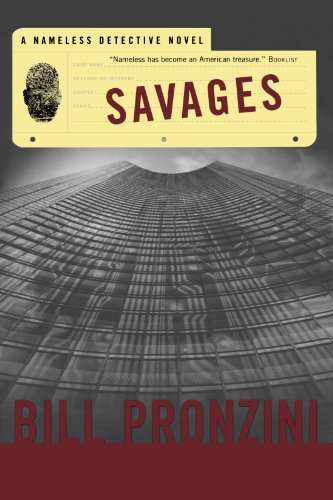 Savages (Nameless Detective, #32)