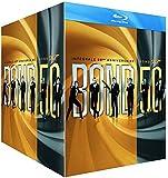 James Bond 007 - Bond 50 : Intégrale 50ème Anniversaire des 23 films [Blu-ray]
