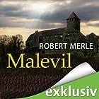 Malevil Hörbuch von Robert Merle Gesprochen von: Oliver Rohrbeck