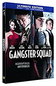 Gangster Squad [Ultimate Edition - Blu-ray + DVD + Copie digitale]