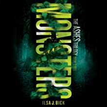 Monsters (       UNABRIDGED) by Ilsa J. Bick Narrated by Katherine Kellgren