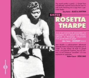 Sister Rosetta Tharpe músicas e álbuns