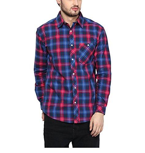 Yepme Men's Cotton Shirts – YPMSHRT1141-$P