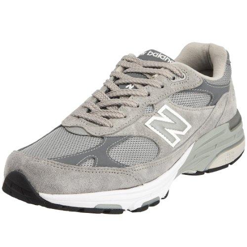 New Balance Men's MR993 Running Shoe,Grey,10.5 D