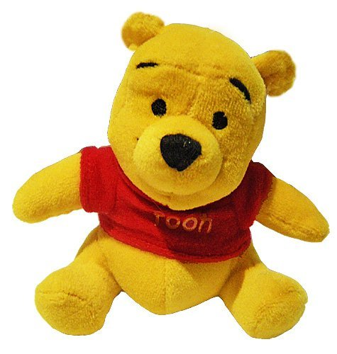 Disney Baby Winnie the Pooh Play Pals Rattle - 1