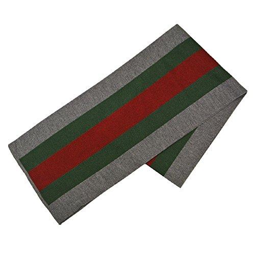 (グッチ) GUCCI マフラー スカーフ/ストール 206086 4G869 選べる3カラー グレー [並行輸入品]