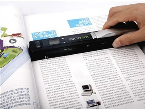 51PsIvacirL. SL500  Handy Portable Document and Photo Scanner
