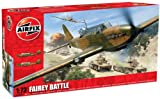 Airfix A03032 Fairey Battle 1:72 Scale Military Aircraft Series 3 Model Kit