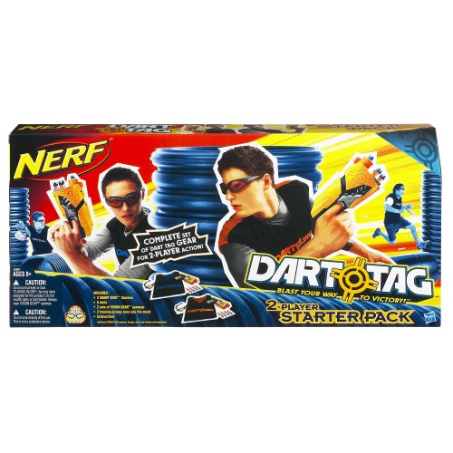 2 player nerf games