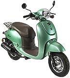 FLEX TECH Motorroller »Luna, 45 km/h«