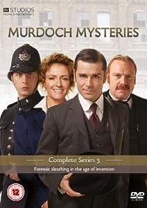 Murdoch Mysteries - Series 3 [DVD]