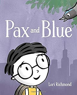 Book Cover: Pax and Blue