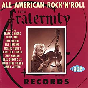 All American Rock 'n' Roll from Fraternity Records Vol.1