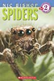Scholastic Reader Level 2: Spiders