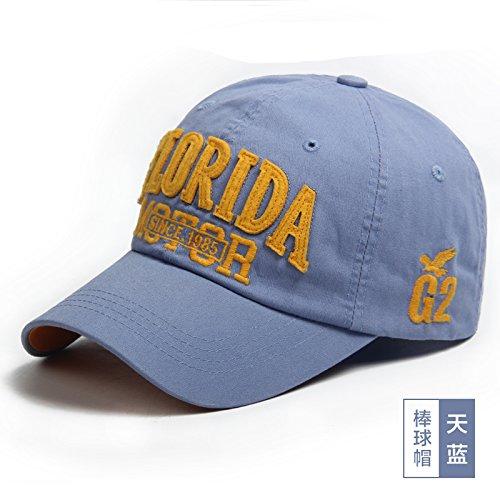 Dngy*La tendenza del cappello da baseball Cappelli Cappello coppie hip hop cap sunscreen cappello da baseball hat Street , uomini e donne cappuccio senza nome orologi