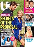 US Magazine Bachelor Secrets of the Proposal Brad Womack, Scarlett Johansson & Sean Penn, Justin Bieber & Selena Gomez, Bethenny Frankel, Christina Aguilera, Nina Dobrev, Orlando Bloom, Leann Rimes, Eddie Cibrian, Charlie Sheen, Amanda Seyfried (Issue #840, March 21, 2011)