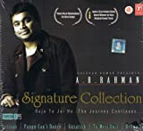 A R Rahman The Signature Collection - 3 CD Set