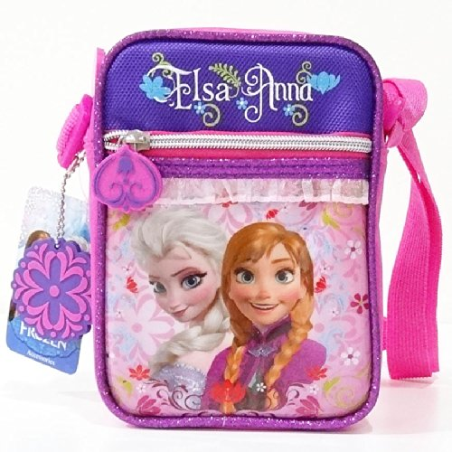Sling bag Disney America genuine queen Frozen Let it go bare and snow 56 Disney Princess Ana