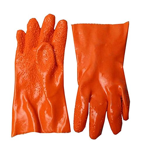 a-pair-of-fish-catching-rubber-gloves-wearable-skidproof-working-gloves