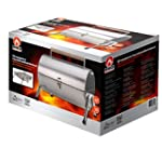 BBQ Collection Stainless Portable Bar...