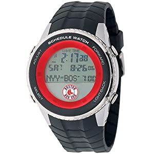 Game Time Boston Red Sox MLB Men's Schedule Watch by Game Time
