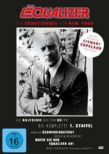 The Equalizer: Der Schutzengel von New York - Die komplette 1. Staffel [6 DVDs]