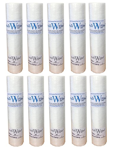 Reverse-Osmosis-10-pp-sediment-particle-water-filter-cartridges-1-Micron-10-Pack