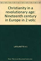 The Nineteenth Century In Europe by K.S.…