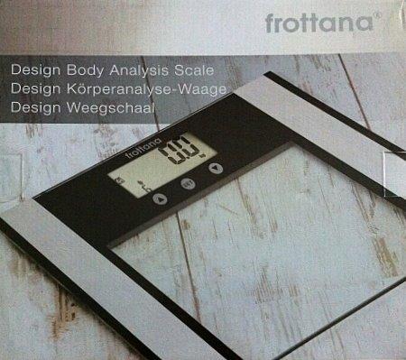 frottana® Design Körperanalyse Waage