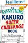 The Everything Kakuro Super Challenge...