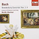 Bach: Brandenburg Concertos No. 1-4; Neville Marriner; Academy of St. Martin in the Fields