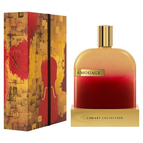 Amouage Opus X Eau de Parfum con vaporizzatore, 1er Pack (1x 100ml)