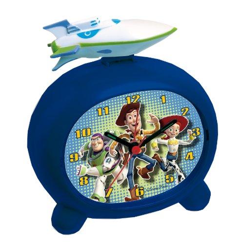 Taldec - Toy Story - F957194 - Jeu Electronique - Réveil Fantaisie