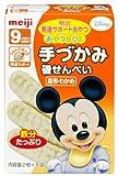 明治 おやつBOX 手づかみ 磯せんべい (2枚×5袋)×6箱 / 明治