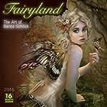 Fairyland - Bente Schlick 2016 Wall (...