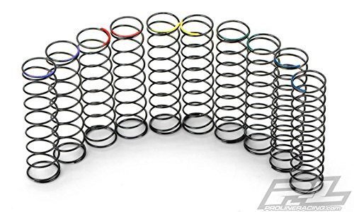 ProLine 630822 Short Course Assortment Rear Spring (Proline Shock Kit compare prices)