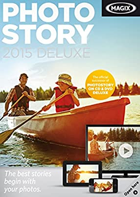 MAGIX Photostory 2015 Deluxe [Download]