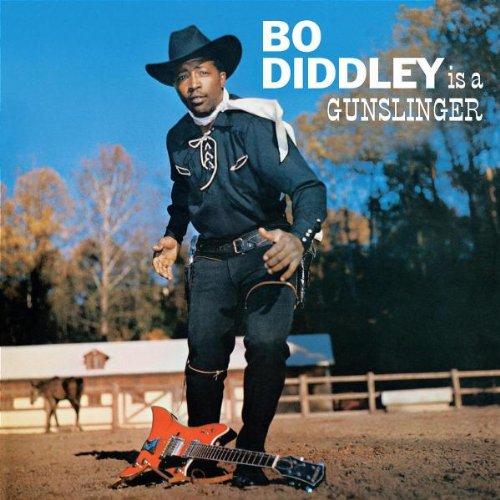 Bo Diddley Is a Gunslinger artwork