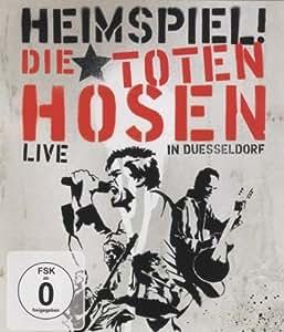 Die Toten Hosen - Heimspiel!/Live in Düsseldorf [Blu-ray]