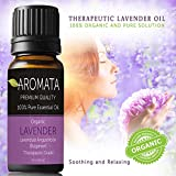 Organic-100-Pure-Lavender-Essential-Oil-Bulgarian-by-AROMATA-Enjoy-the-soothing-therapeutic-health-benefits-of-this-premium-quality-undiluted-therapeutic-grade-lavender-oil-and-buy-with-confidence-tha