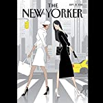 The New Yorker, September 21st 2015 (Evan Osnos, John Lahr, Adam Gopnik) |  The New Yorker