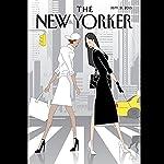 The New Yorker, September 21st 2015 (Evan Osnos, John Lahr, Adam Gopnik) |  The New Yorker