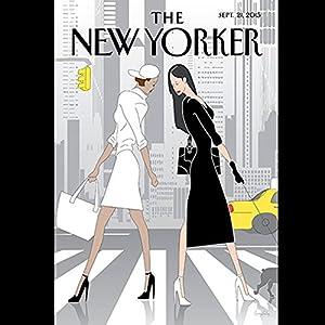 The New Yorker, September 21st 2015 (Evan Osnos, John Lahr, Adam Gopnik) Periodical