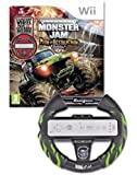 Monster Jam: Path of Destruction - Bundle (Wii)