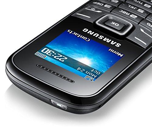 Samsung Guru 1200 GT-E1200ZKYINS - Black