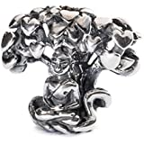 Trollbeads Damen-Anhänger Baum der Weisheit 925 Silber - 12916
