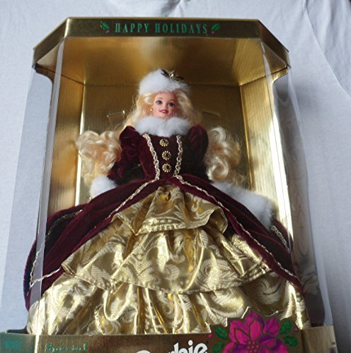 Mattel-Happy-Holidays-Barbie-Christmas-1996-by-Mattel